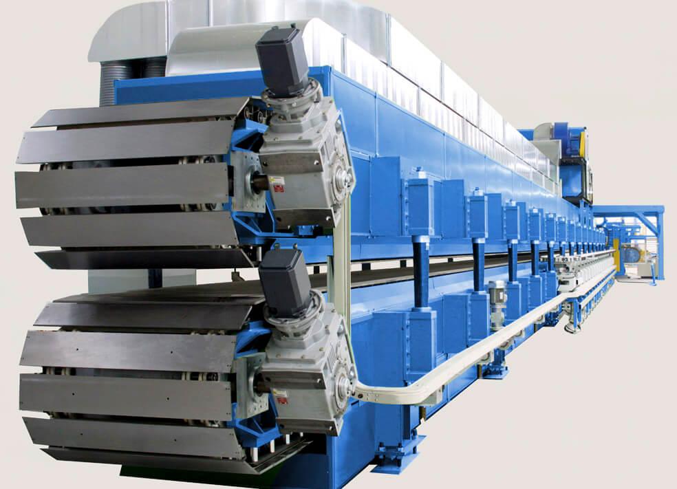 Double Belt Continuous Press
