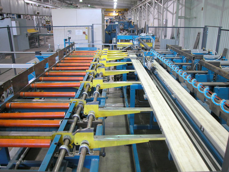 Automated Stacking Systems