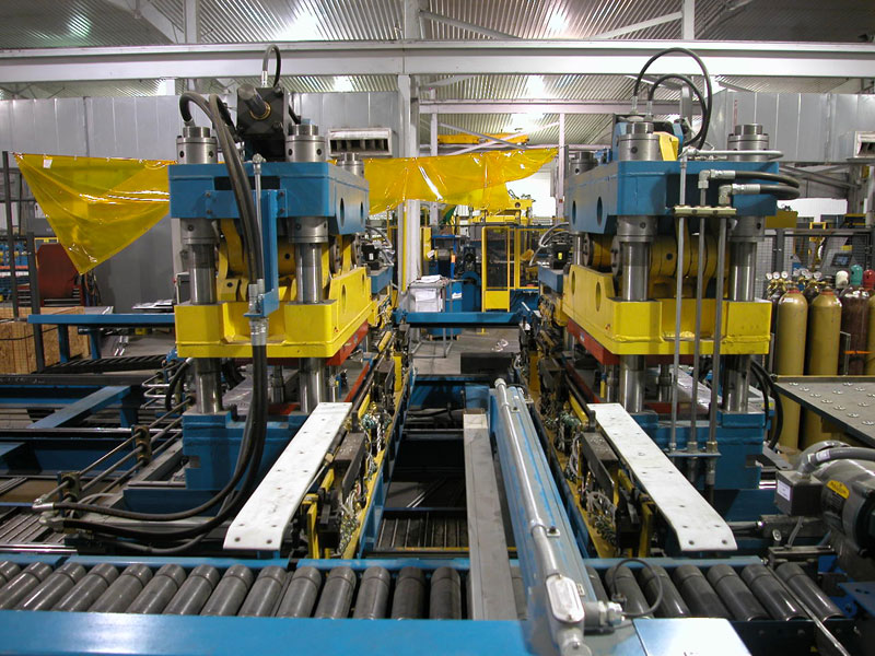 Automated Production Press Systems