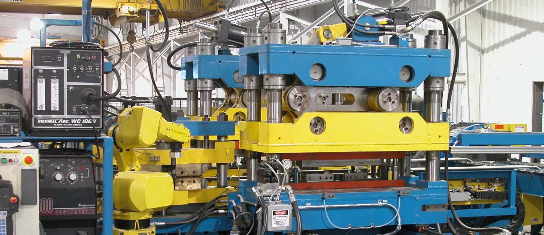 Automated Production System, Bradbury
