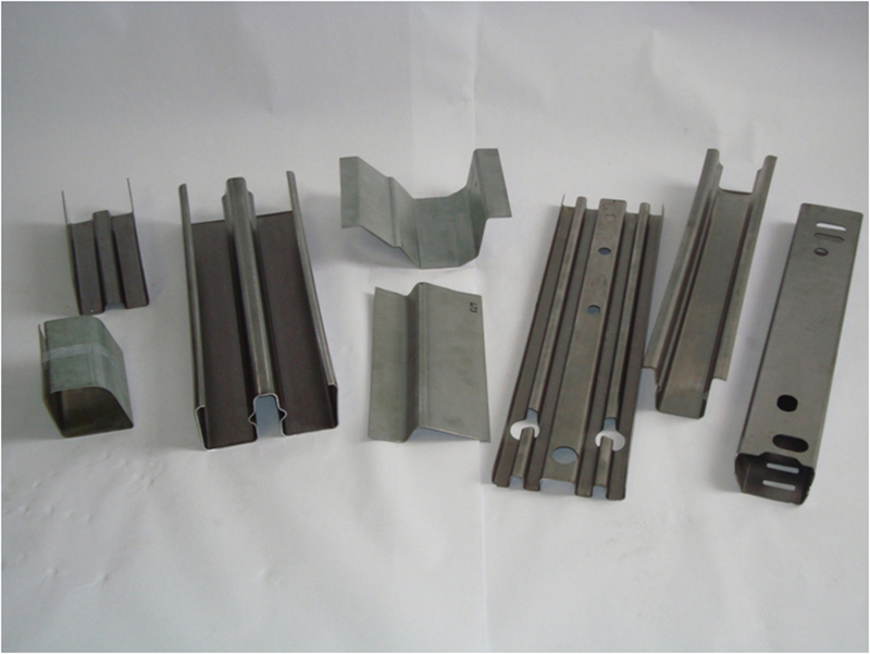 Rollformed Automotive Parts