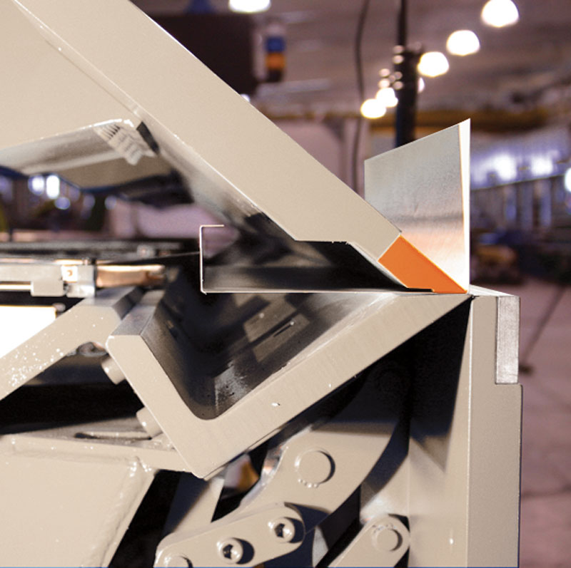 Bradbury Sheet Metal Folding Equipment