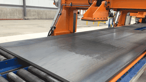 Bradbury Coil Processing Stacker