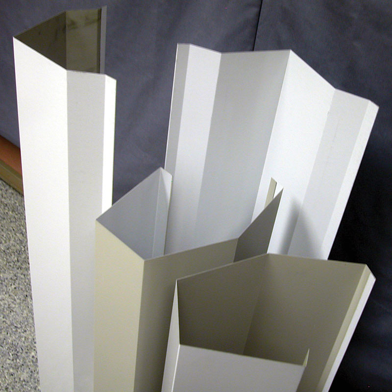 Metal Trim Profile Examples
