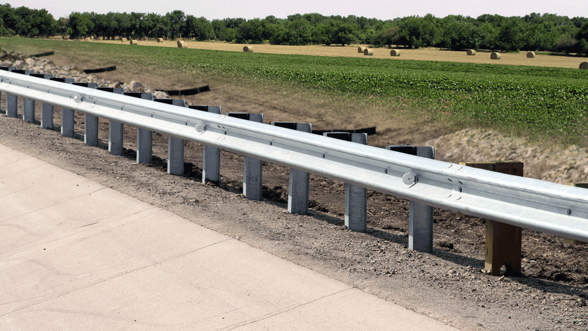 Guardrail Safety Rail