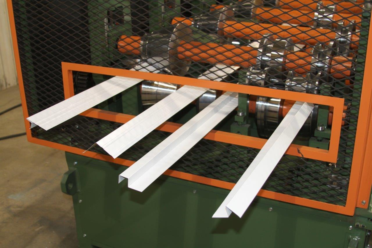 Bradbury Multi Trim Rollforming Line