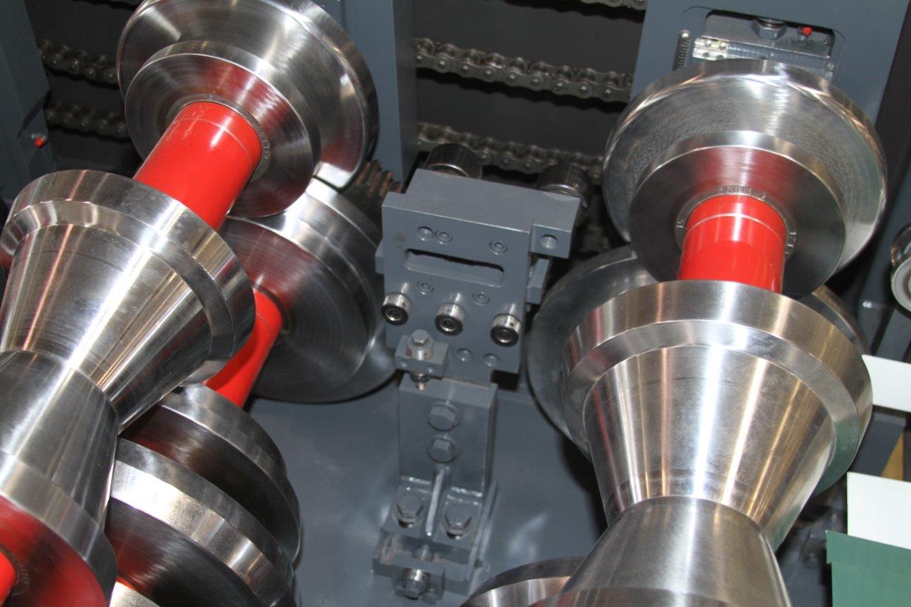 Bradbury Trim Rollforming Line Straightener Fixture