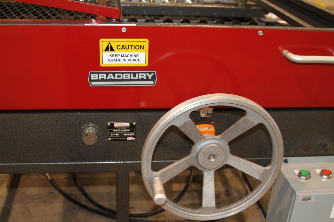 Bradbury H2 Hemmer