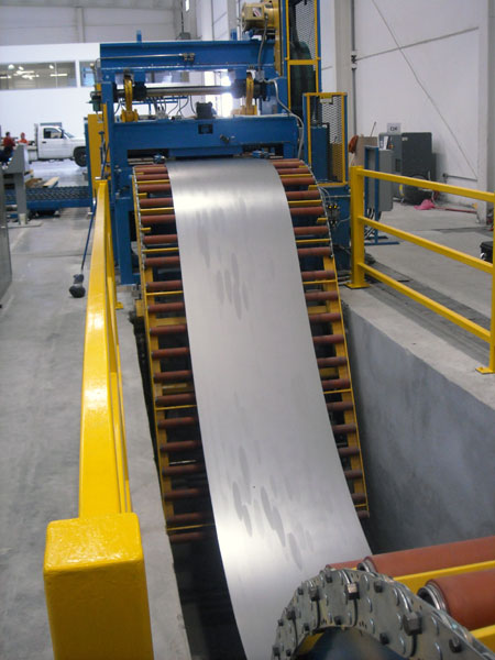 Looping pit in Bradbury Cut-To-Length Equipment