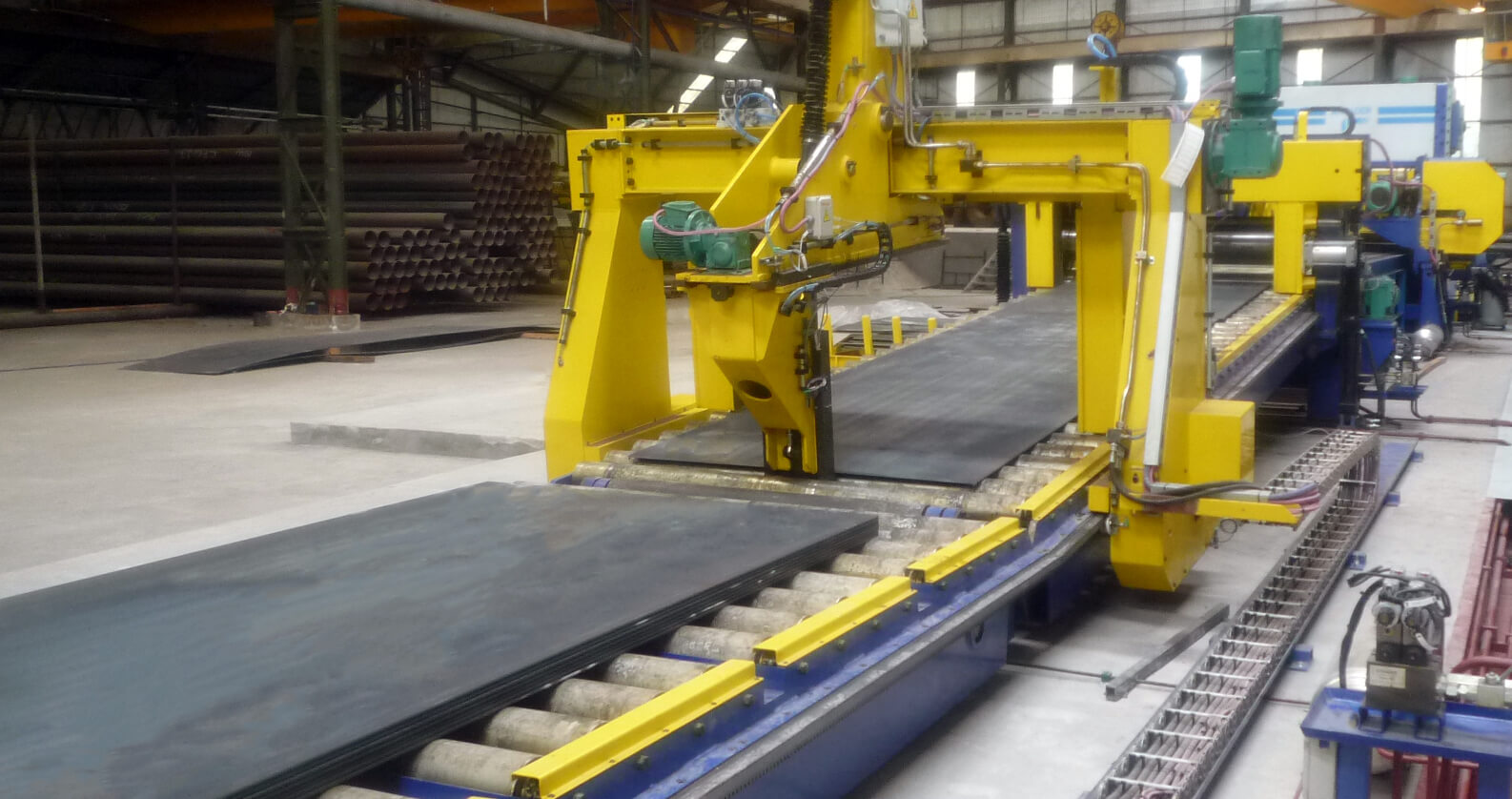 Coil Processing Stacker