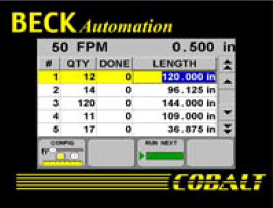 Beck Cobalt® Control