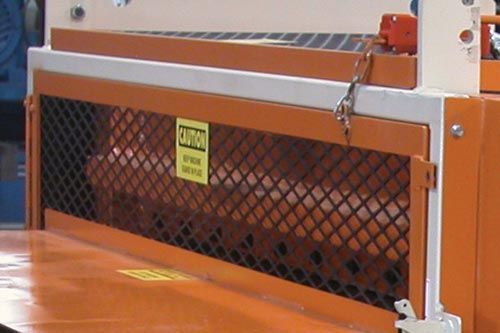 Safety Interlocked Guards