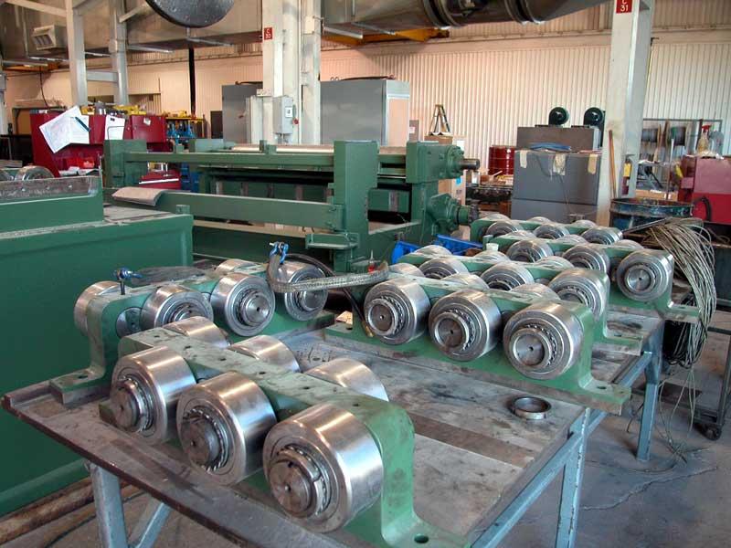 Bradbury Roller Leveler Retrofitting