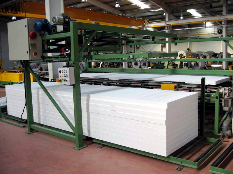 Bradbury Group Hayes Insulated Metal Panel Rollforming Equipment