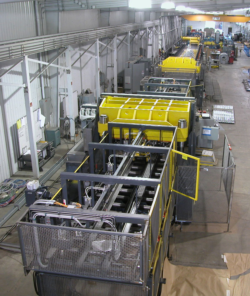 Grain Bin Sidewall Rollforming Production Line