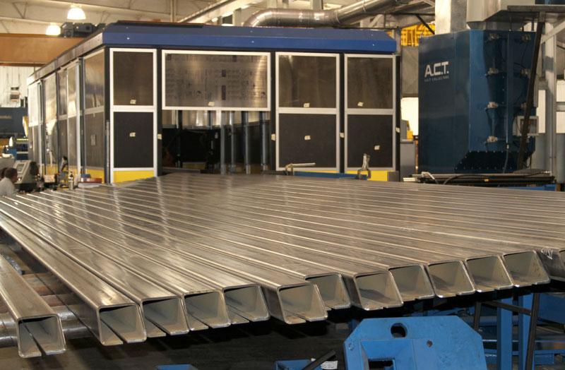 Stiffener Rollforming Equipment